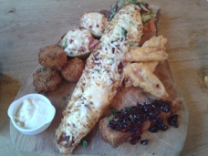 The Apple Tree - sharing platter starter