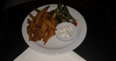The Ship Inn - whitebait and tartar sauce