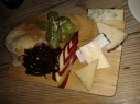 The Suffolk Kitchen - cheese board for one