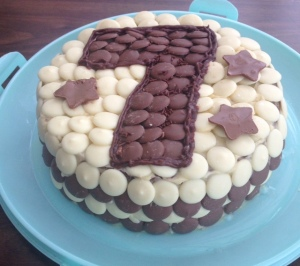 Seven Chocolate Heaven cake